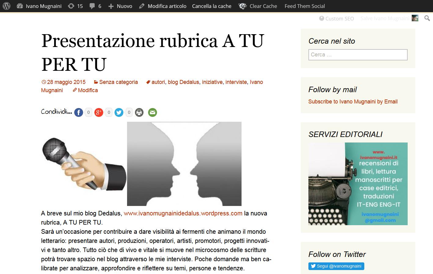 Screenshot_2021-01-04 Presentazione rubrica A TU PER TU - Ivano Mugnaini